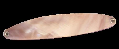 Pink Shell Perlmutt-Spange