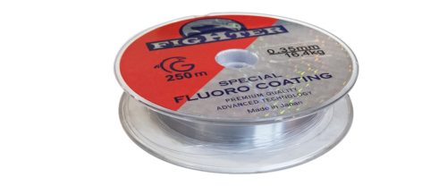 Perlmutt-Spange-Figther-Fluorostrong-Line